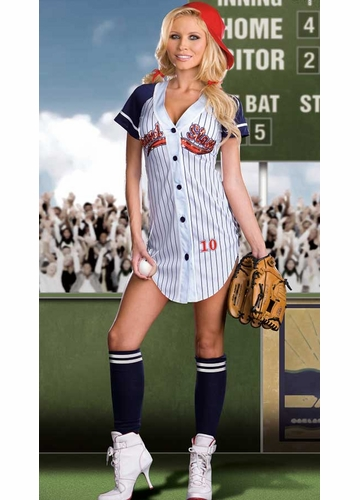 Grand Slam Baseball Costume