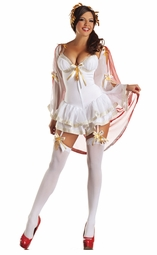 Greek Goddess Shaper Costume