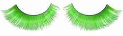 Green False Lashes for $6.00