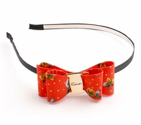 Headband with a Bow (available in 6 colors)