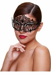 Heart of the Masquerade Mask