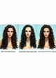 Heat and Styling Friendly Front  Lace Wig with Long Cascading Curls inset 3