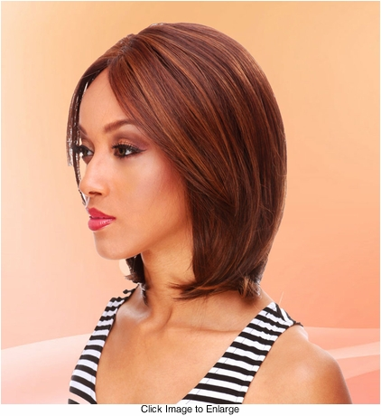 Heat and Styling Friendly Lace Front Page Wig