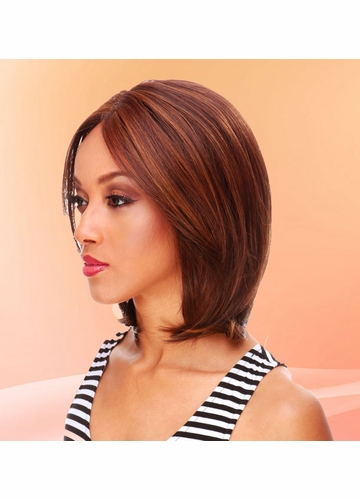 Heat Safe Lace Front Page Wig Omega