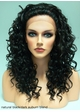 Heat and Styling Friendly Lace Front Wig with Braided Front and Curls inset 3