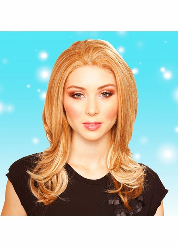 Heat and Styling Friendly Lace Front Wig with Layers