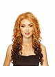 Heat Safe Lace Front Wig Isabella with Long Cascading Curls inset 1