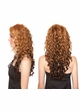 Heat and Styling Friendly Lace Front Wig with Long Cascading Curls inset 2