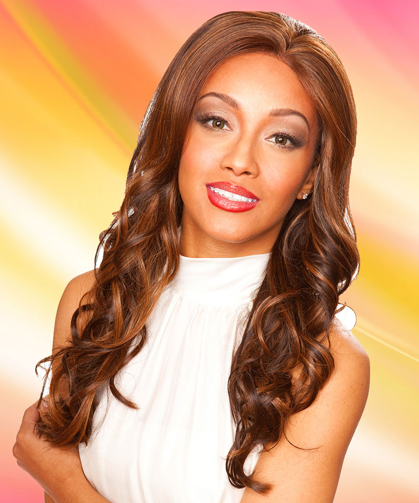 Heat and Styling Friendly Lace Front Wig with Long Loose Curls