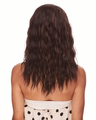 Heat and Styling Friendly Lace Front Wig with Soft Natural Water Waves