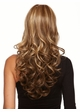 Heat and Styling Friendly Long Glamor Curls Wig Vegas inset 1