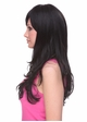 Heat and Styling Friendly Long Hair Wig with Long Layers and Bangs inset 1