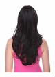 Heat and Styling Friendly Long Hair Wig with Long Layers and Bangs inset 2