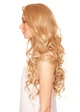 Heat Friendly Lace Front Wig with Long Glamour Curls and Great Volume inset 1