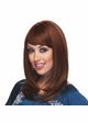 Heat Friendly Shoulder Length Bob Wig /W Graduated Layers & Rich Bangs inset 3