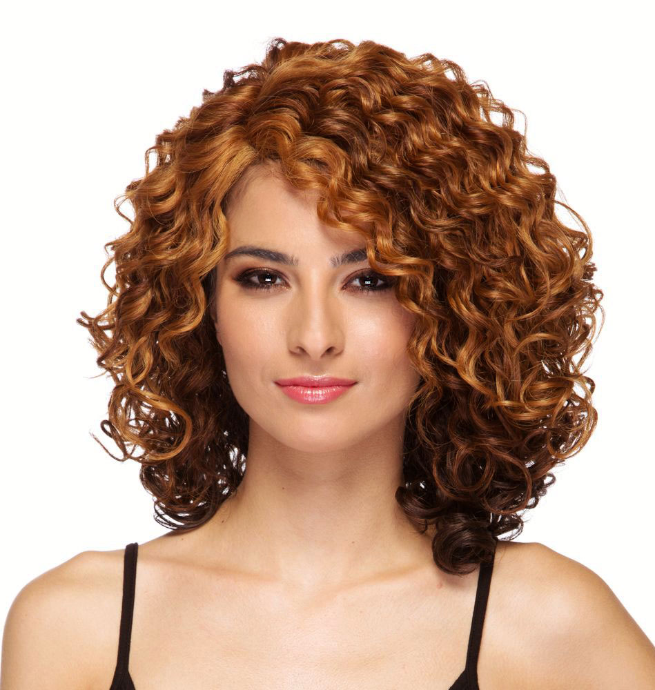 Wigs Curly 111