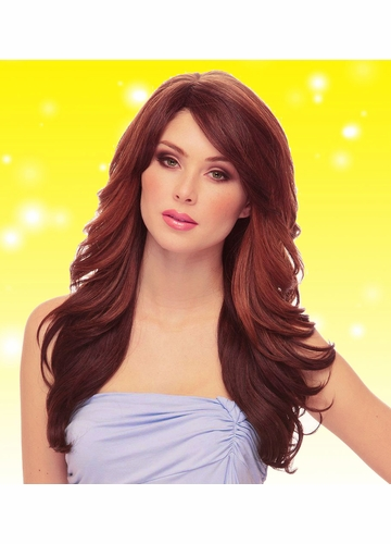 Heat Safe Long Loose Wave Wig Phoenix