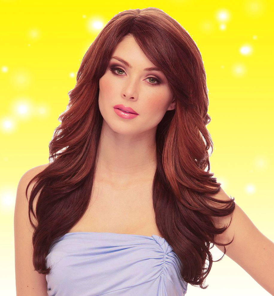 Heat Safe Long Loose Wave Wig