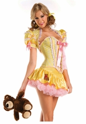 Heidi and Little Bo Peep Costumes