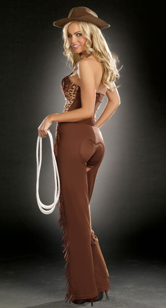 Hottie Cowgirl Costume
