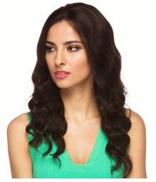 Human Hair Lace Front Wavy Wig