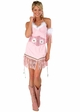 Indian Girl Costume in Pink inset 1