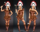 Indian Warrior Costume