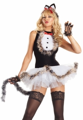 Kissy Cat Costume