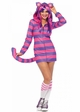 Knee High Socks with Stripes and Heart inset 1