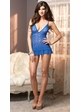 Lace Babydoll with Ruffle Trim inset 1