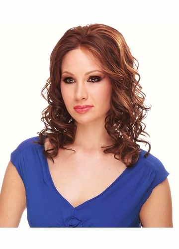 Wavy Lace Front Wig Courtney