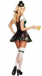 Lady Luck Saint Patrick's Day Costume