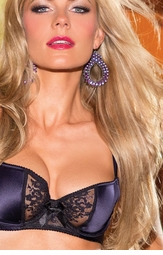 Lauren Satin and Lace Collection