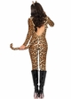 Leopard Leotard Costume from Leg Avenue inset 1