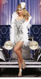 Life's a Party Flapper Costume