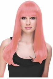 Light Pink Glamour Wig for $29.99