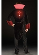 Light Up Cross Vampire Costume for Men inset 1