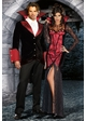 Light Up Cross Vampire Costume for Men inset 2