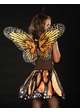 Light Up Monarch Butterfly Costume inset 1