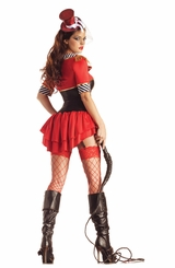 Lion Tamer Circus Shaper Costume