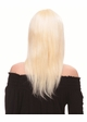 Long and Smooth 100% Human Hair Wig inset 1
