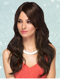 Long and Straight Heat Resistant Wig