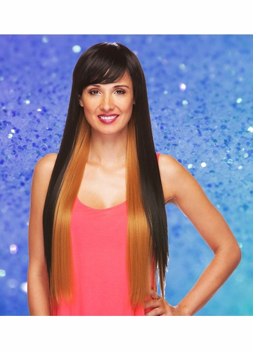 Long and Straight Heat Safe Wig Nashville