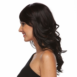 Long Big Curl Lace Front Wig