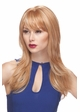 Long Layered Blend Human Hair Wig inset 4