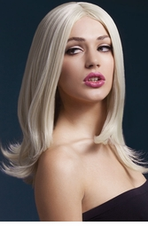 Long Layered Cut Wig Sophia in Blonde