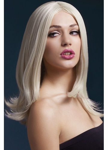 Wigs Layered Blonde 88