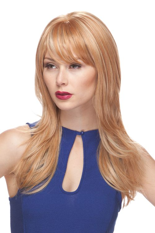 Long Hair Layered Wigs 9