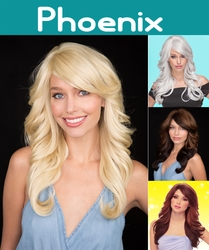 Long Loose Wave Wig Phoenix