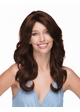 Long Loose Wave Wig Phoenix in Chocolate inset 1